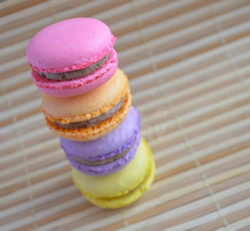 Review: Workshop macarons bij Poptasi