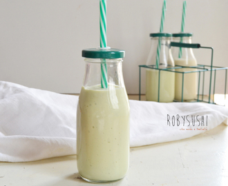 Smoothie all'avocado: la colazione sana e super gustosa