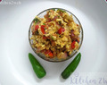Paneer Burji From Milk(Spicy Scrambled Cottage Cheese)