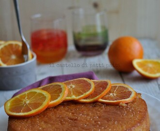The best orange cake ever