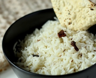 Jeera Rice Recipe | How to make Jeera Rice