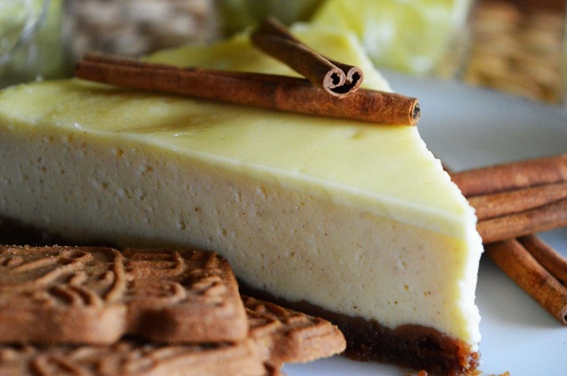 New York Cheesecake: Winter Edition