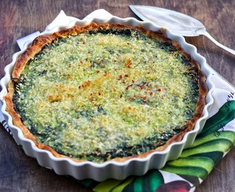 Rich Spinach Pie