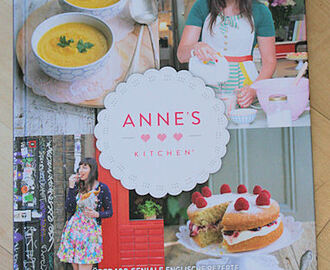 Buchrezension: Anne's Kitchen