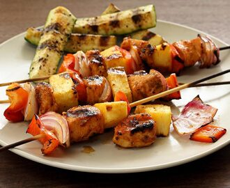 Paleo Chipotle-Lime Chicken Kabobs