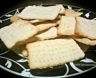 TUC CRACKER HOME MADE
