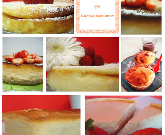 Mayo y Junio - Cheesecake Fever!!!!