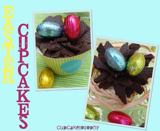 Easter Cupcakes!!