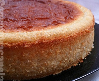 Tarta de requesón (Quesada gallega)