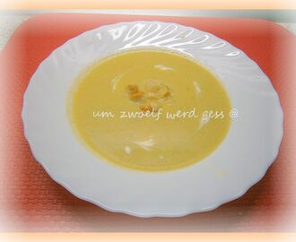 Lauch – Käsesuppe