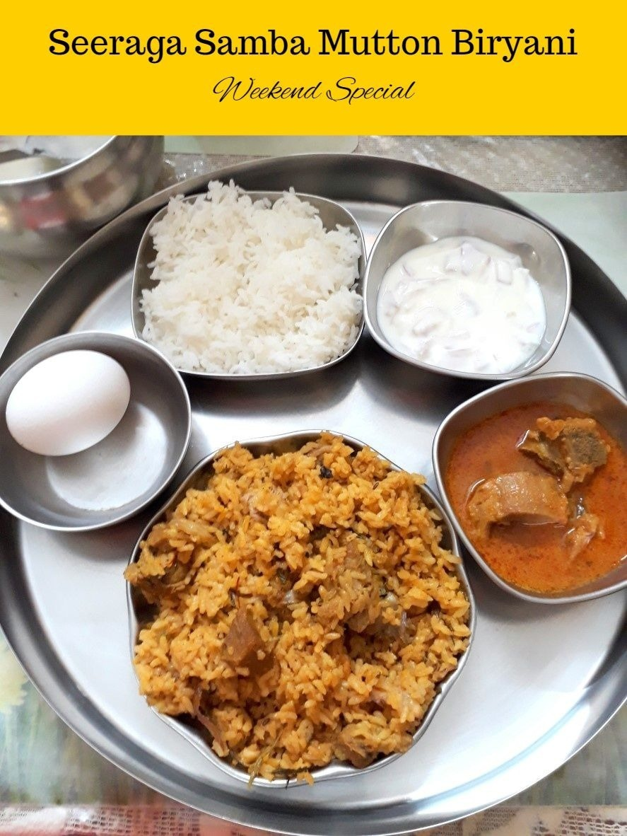 Mutton Biryani with Step by Step Pictures
