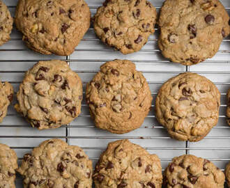 Cookies americain au thermomix