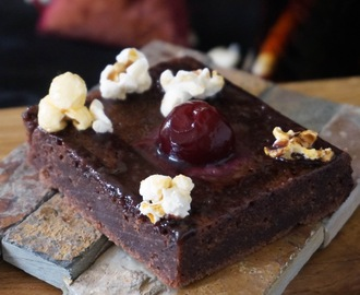 """Death by Chocolate & Cola"" Brownie"