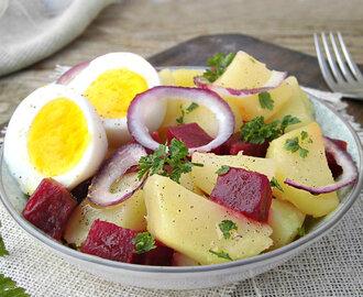 Ricette di insalata di barbabietole rosse precotte mytaste for Cucinare barbabietole
