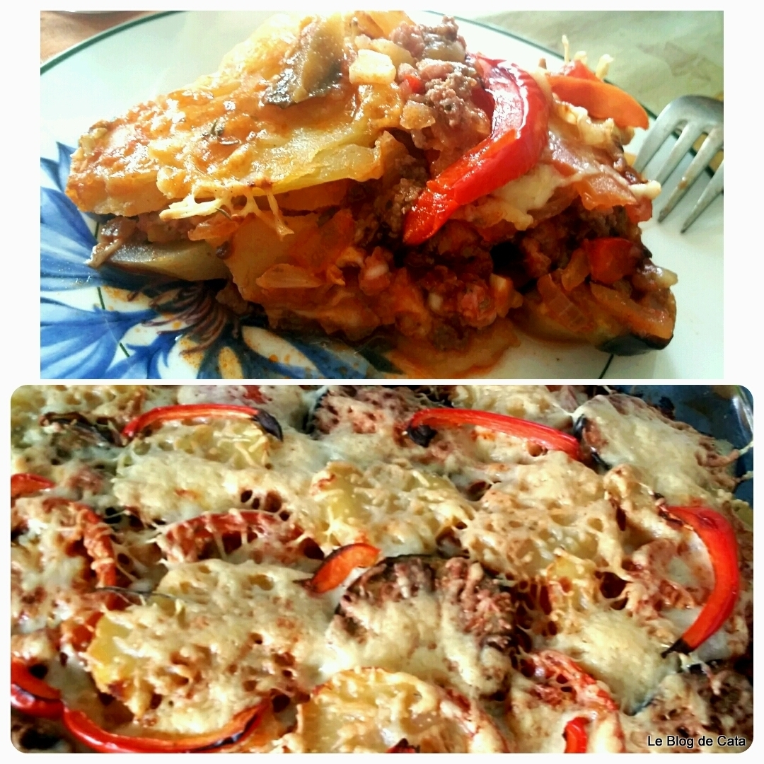 Moussaka Balkanique