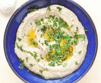 Baba ghanoush idealna