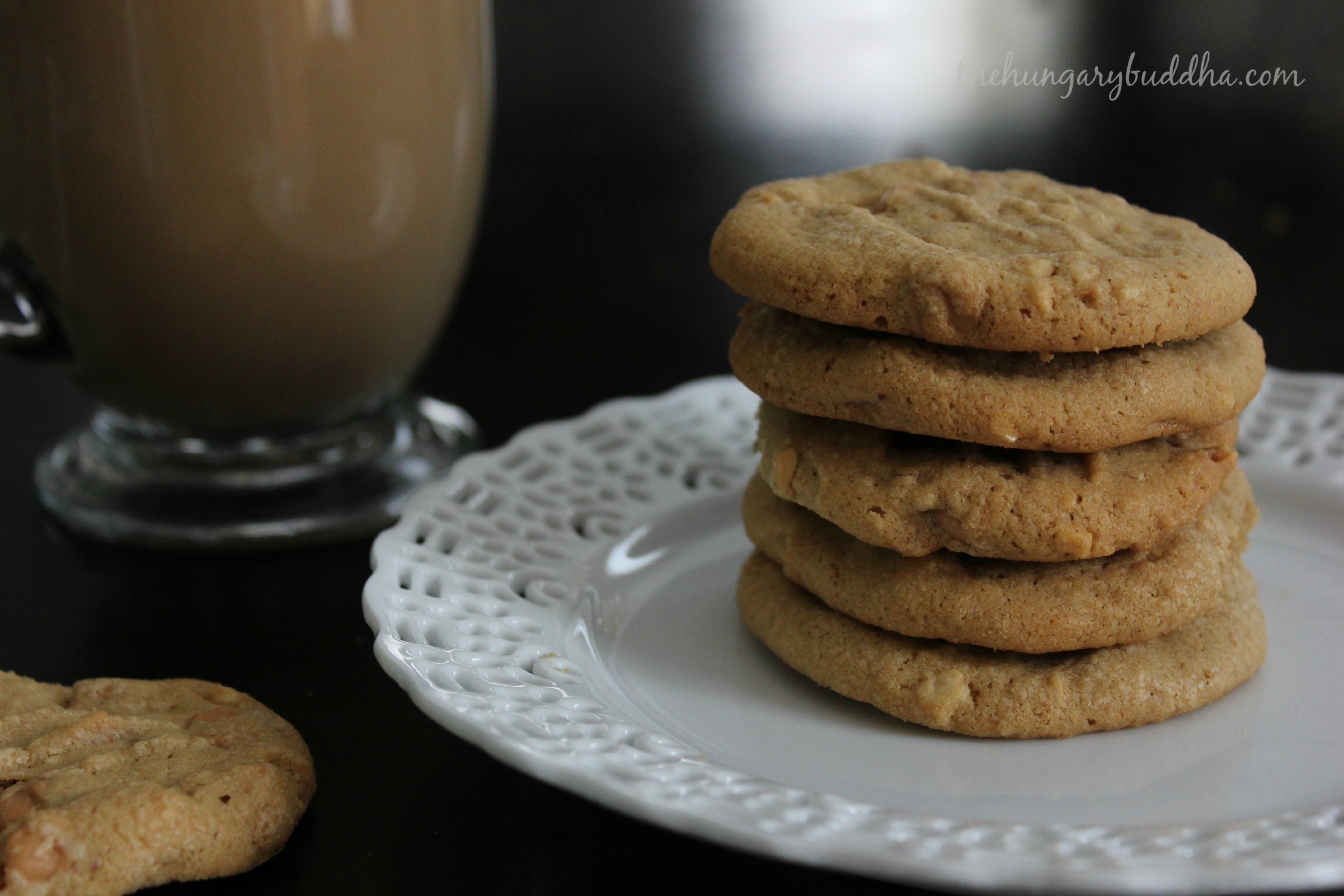 Happy Father's Day!:  The Big Buddha's Most Favorite Peanut Butter Cookie