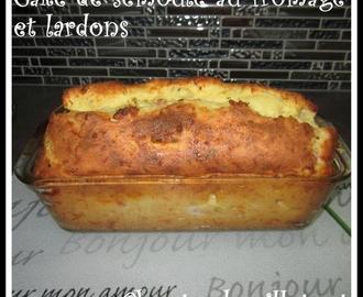 Cake Sal Ef Bf Bd Semoule Thon