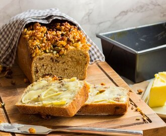 Vita Coconut and Sultana Breakfast Loaf