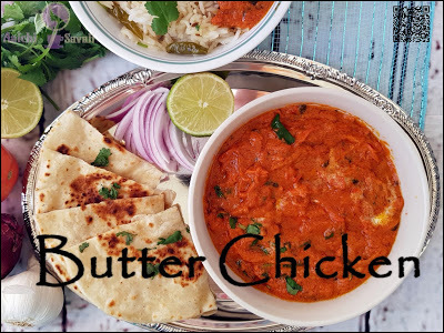 Instant Pot Series: Butter Chicken