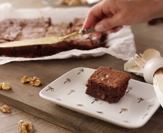 Brownie de Chocolate Negro - Nestlé Postres
