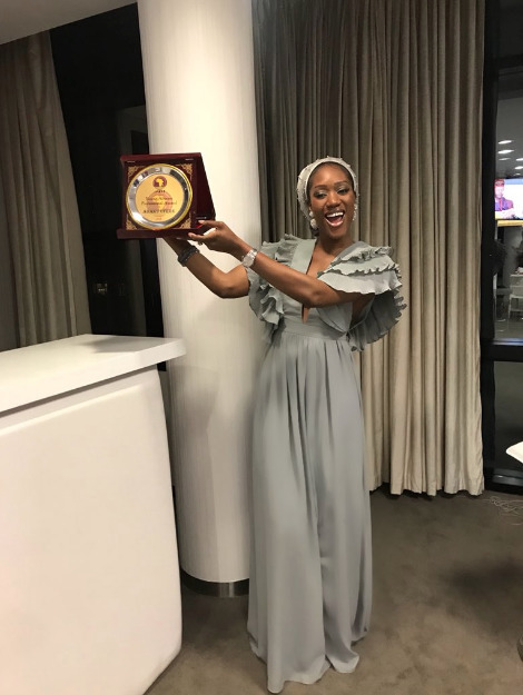 #WOMENWHOWIN : ADAKU UFERE - YOUNG AFRICAN PROFESSIONAL OF THE YEAR