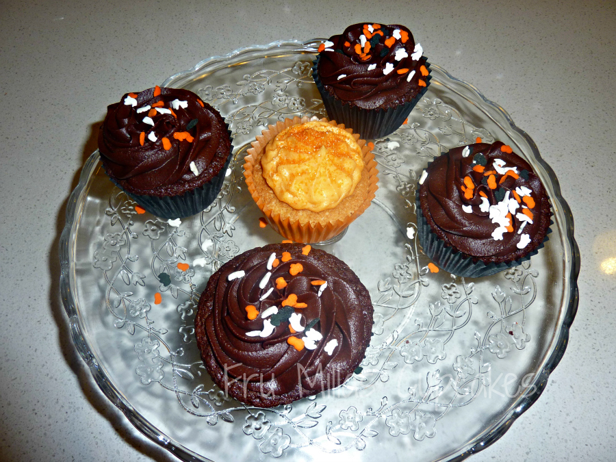 Halloween kager - Cupcake Tuesday