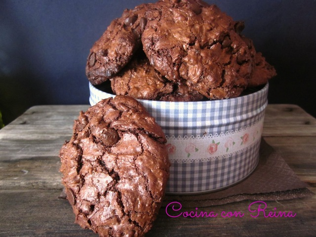 GALLETAS BROWNIE