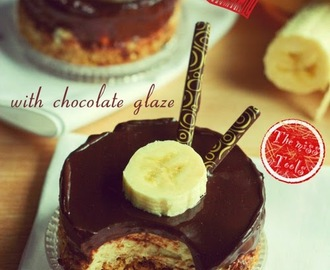 "Di ""Vita Origami"" e Mini Cheesecakes alla Banana - Mini banana-cheesecakes"