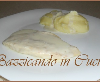 Scaloppine di pollo cremose