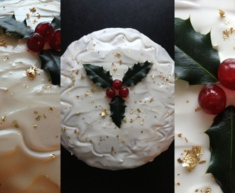 Christmas Cake - Part Two