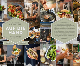 "Book Review: Stevan Paul´s new Cookbook ""Auf die Hand"" (Take-away Food)"