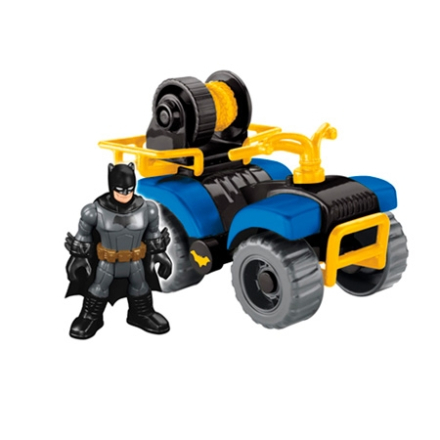 Imaginext DC Super Friends - Batman & Fyrhjuling