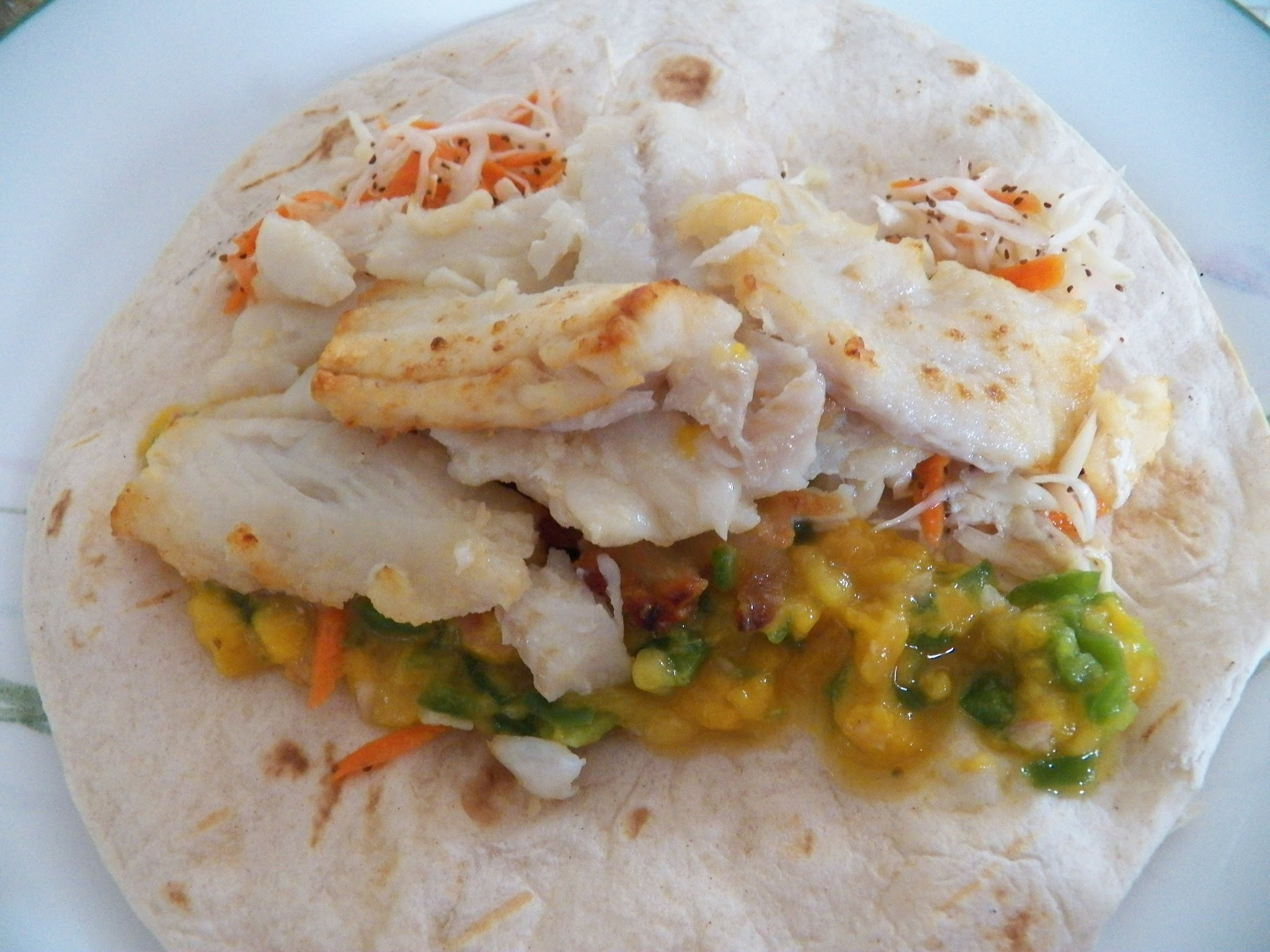 Grilled Fish Taco's for #FishFridayFoodies