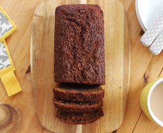 My Gluten Free Jamaican Ginger Loaf Cake Recipe (dairy free and low FODMAP)