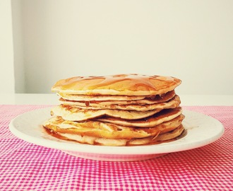 One cup pancakes di Jamie Oliver