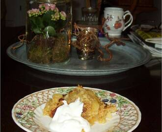 Apple Crumble – smuldredej igen, men…