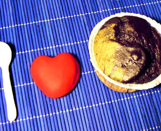 Earth day* muffin