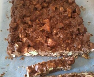 Rocky Road...Opskkrift