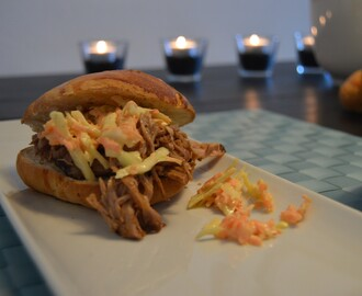 PULLED - PORK - BURGER