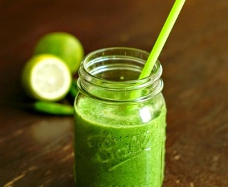 Kale Cucumber Smoothie