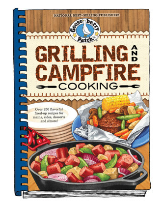 Grilling and Campfire Cooking Day 1 {A Review and Giveaway}