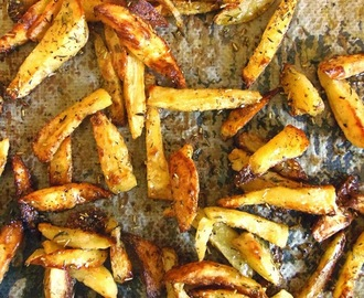 Zdrowe frytki/Healthy French fries