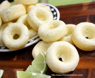 Mini Margarita Donuts