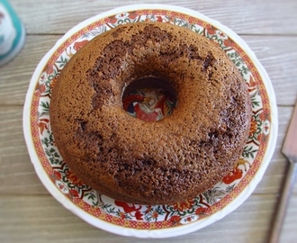 Bolo de café e cacau | Food From Portugal