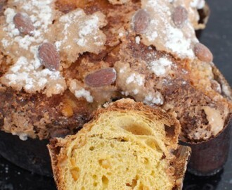An Easter treat: Colomba / È quasi Pasqua! Colomba Giorilli dei Fables de Sucre