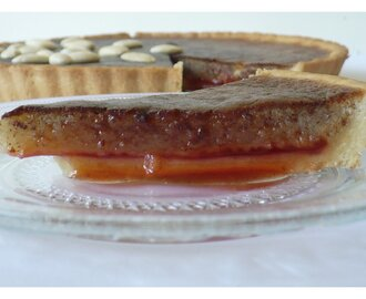 Daring Bakers goes back in time - Bakewell Tart...er...Pudding