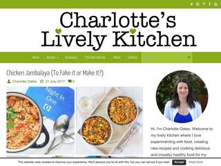 Charlotte's Lively Kitchen