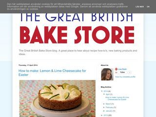 The Great British Bake Store Blog