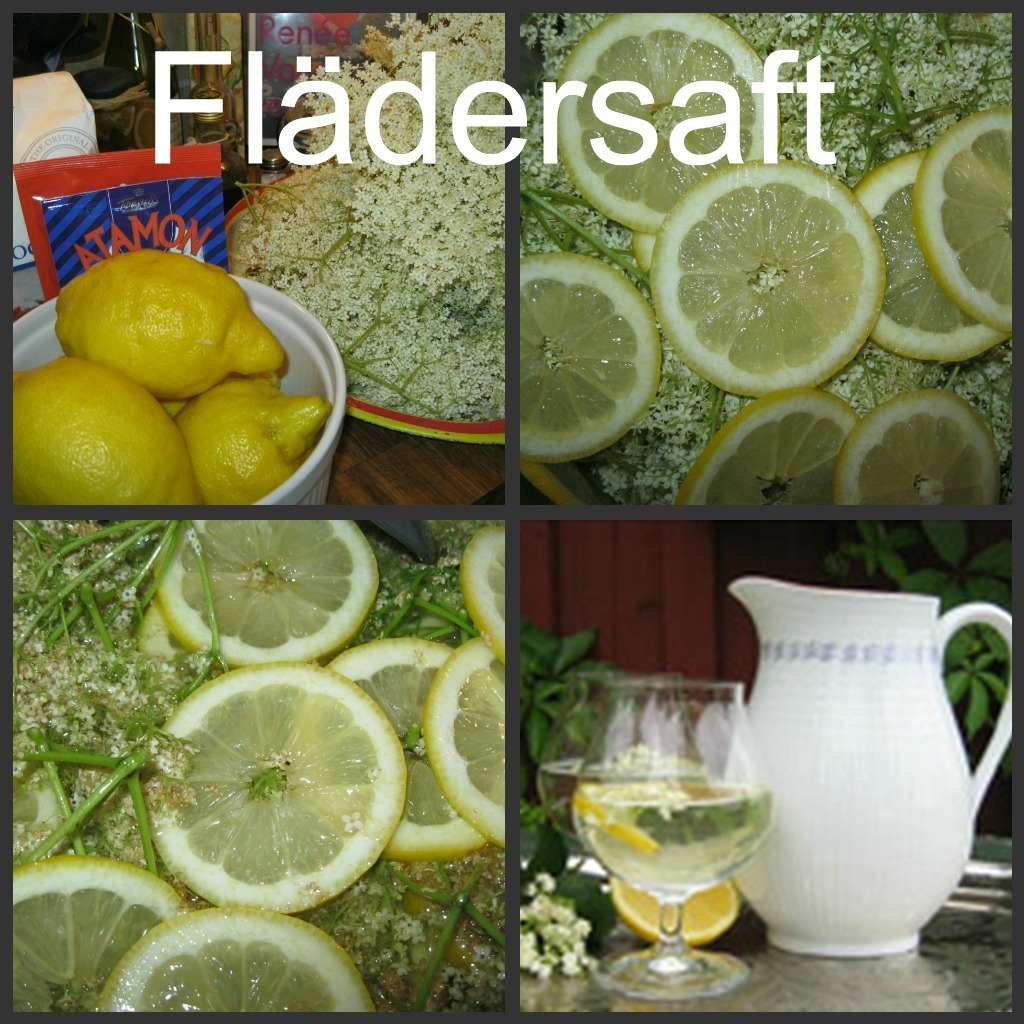 Favorit i repris - Flädersaft